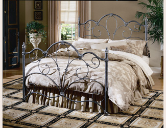 metal headboards and beds